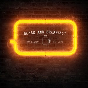 Beard and Breakfast Logo